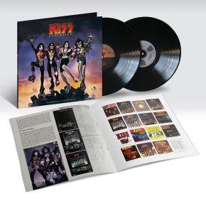 Destroyer (45th Anniversary) - 2LP / Kiss / 1976/2021