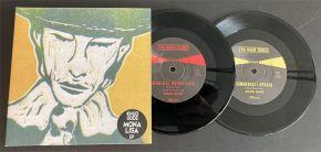 """Mona Lisa EP - 2x7"""" Vinyl / Knud Odde / 2020"""