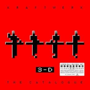 3D The Catalogue - 4 x Blu-Ray + BOG / Kraftwerk / 2017