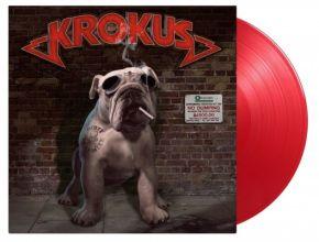 Dirty Dynamite - 2LP (Rød Vinyl) / Krokus / 2021