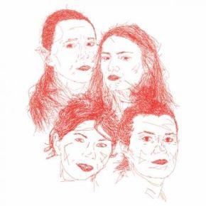 Kvindebandet - LP / Kvindebandet / 2017
