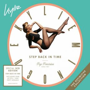 Step Back In Time: The Definitive Collection - 3CD (Deluxe) / Kylie Minogue / 2019