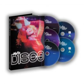 DISCO (Guest List Edition) - 3CD+DVD+Blu-Ray / Kylie Minogue / 2020/2021