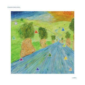 "Labra - 12"" EP (Grøn Vinyl) / Joakim Eskildsen / 2021"