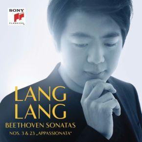 Beethoven Sonatas - CD / Lang Lang / 2019