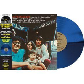 At The Village Gate - LP (RSD 2021 Blå Split Vinyl) / Larry Coryell / 1971/2021