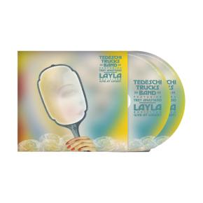Layla Revisited: Live at Lockn' - 2CD / Tedeschi Trucks Band Featuring Trey Anastasio / 2021