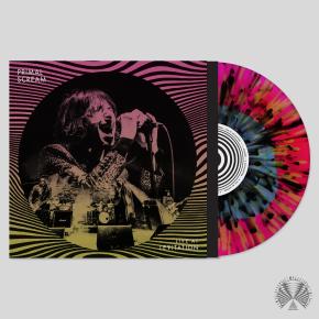 Live At Levitation - LP (Splatter Vinyl) / Primal Scream / 2021