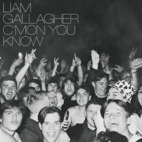 C'mon You Know - CD (Deluxe) / Liam Gallagher / 2022