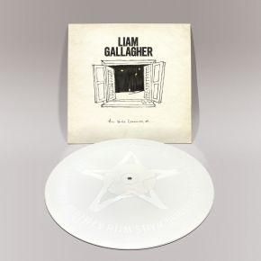 "All You're Dreaming Of... - 12"" Hvid Vinyl / Liam Gallagher / 2020"