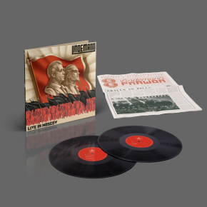 Live In Moscow - 2LP / Lindemann / 2021