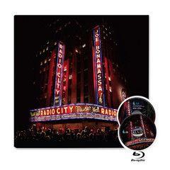 Radio City Music Hall - CD+Bluray / Joe Bonamassa / 2015