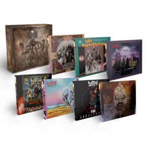 Lordiversity - 7LP (Lilla Vinyl, Box Set) / Lordi / 2021