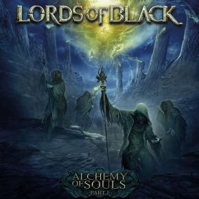 Alchemy Of Souls (Part I) - 2LP / Lords Of Black / 2020