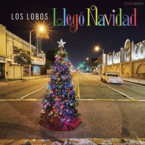 Llegó Navidad - CD / Los Lobos / 2019