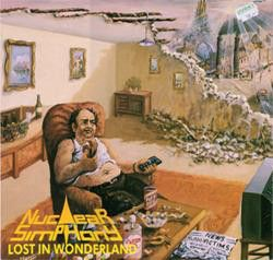 Lost In Wonderland - LP / Nuclear Simphony / 1989 / 2016