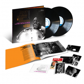 First Flight To Tokyo: The Lost 1961 Recordings - 2LP / Art Blakey / 2021