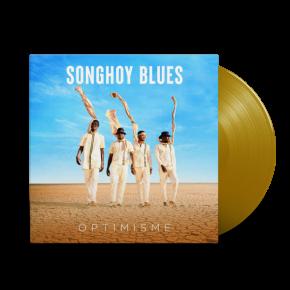 Optimisme - LP (Guld vinyl) / Songhoy Blues / 2020
