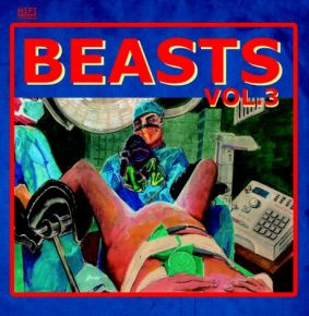Beasts Vol. 3 - LP / Various Artists / 2018