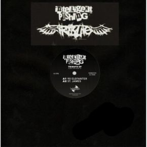 "Tribute EP - 10"" Vinyl / Intelligent Pushing / 2018"