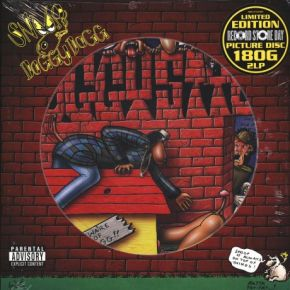 Doggystyle - 2LP (RSD2020 Picture Disc) / Snoop Doggy Dogg / 1993 / 2020