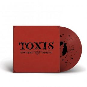 Toxis - LP (Farvet vinyl - Signeret) / Toxis (Toxværd og Isbjerg) / 2019