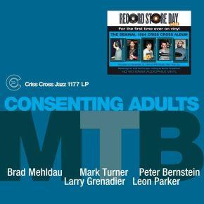 Consenting Adults - 2LP (RSD 2021) / M.T.B / 2021
