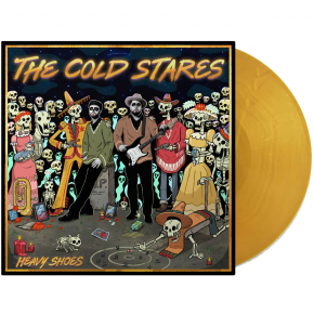 Heavy Shoes - LP (Guld Vinyl) / The Cold Stares / 2021