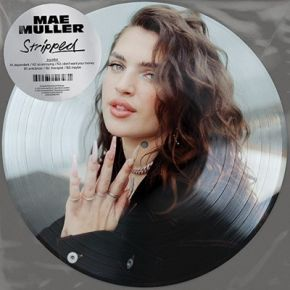 """Stripped - 12"""" (RSD 2021 Picture Disc Vinyl) / Mae Muller / 2021"""