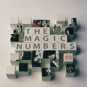 "The Magic Numbers - 2LP+7"" (RSD 2020 Klar vinyl) / The Magic Numbers / 2005 / 2020"