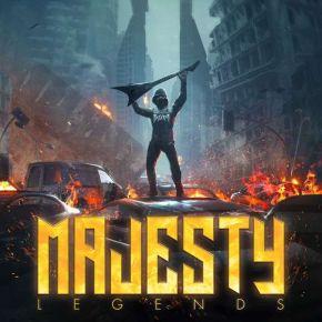 Legends - CD / Majesty / 2019