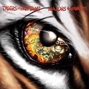 Majors & Minors - LP (Gul Vinyl) / Tygers Of Pan Tang / 2021
