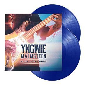 Blue Lightning - 2LP (Blå Vinyl) / Yngwie Malmsteen / 2019