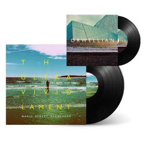 "The Ultra Vivid Lament - LP+7"" Single / Manic Street Preachers / 2021"