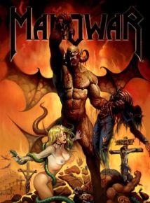 Hell On Earth 5 - 2DVD / Manowar / 2009
