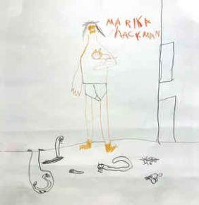 "Any Human Fiend (Acoustic EP) - 10"" EP vinyl (RSD 2020) / Marika Hackman / 2020"