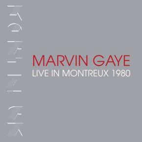 Live In Montreux 1980 - 2LP+2CD / Marvin Gaye / 2003 / 2018