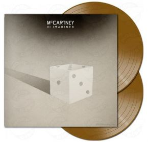 McCartney III Imagined - 2LP (Guld vinyl) / Paul Mccartney Tribute | Various Artists / 2021