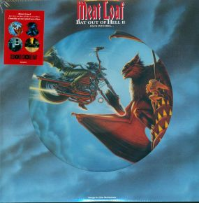 Bat Out Of Hell II: Back Into Hell - 2LP (RSD 2020 Picture Disc Vinyl) / Meat Loaf / 1993 / 2020