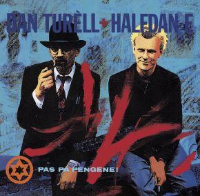 Pas På Pengene - LP (Grå vinyl) / Dan Turéll & Halfdan E / 1993 / 2018
