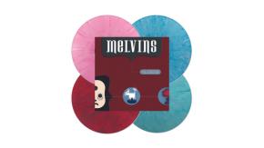 Five Legged Dog - 4LP (Pink/Rød/Blå/Grøn Vinyl) / Melvins / 2022
