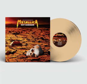 Exit Sandman - LP (Farvet Vinyl) / Metallica / 2018