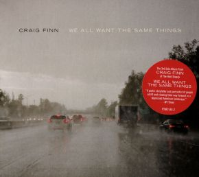We All Want The Same Things - LP (Signeret) / Craig Finn (The Hold Steady) / 2017
