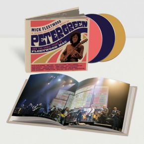 Celebrate the Music of Peter Green and the Early Years of Fleetwood Mac - 2CD+Blu-Ray / Mick Fleetwood And Friends   Fleetwood Mac / 2021