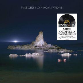 Incantations - 2LP (RSD 2021 Klar Vinyl) / Mike Oldfield / 1978 / 2021