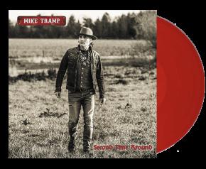 Second Time Around - LP (Rød vinyl) / Mike Tramp / 2020