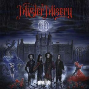 Unalive - CD / Mister Misery / 2019