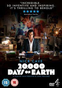 20.000 Dage på Jorden - DVD / Nick Cave / 2014