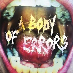A Body Of Errors - LP / Luis Vasquez / 2021