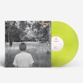 Lidt Lys På Tungen - LP (Gul vinyl) / Jacobløberhjemmefra / 2020